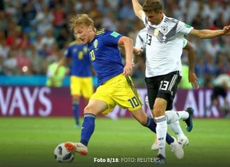Campionat Mondial 2018   Germania - Suedia 2-1